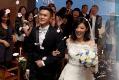 43岁苏慧伦嫁滑板教父 雪地浪漫婚礼曝光