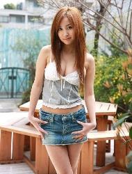 日本女星木口亚矢身材一流