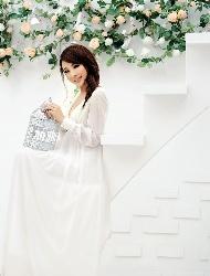 王曼妮唯美婚纱
