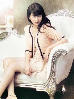 刘亦菲迷人美照