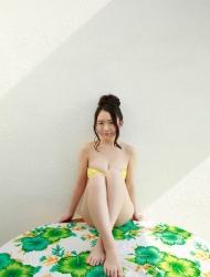 日本嫩模中野佑美内衣私房甜美迷人