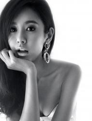 美女明星张子萱高清壁纸图片