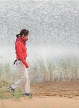 """《西游奇遇记》亮相""""中国最美沙漠"""""""